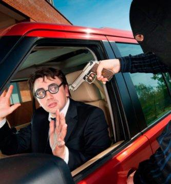seguros contra robos de autos