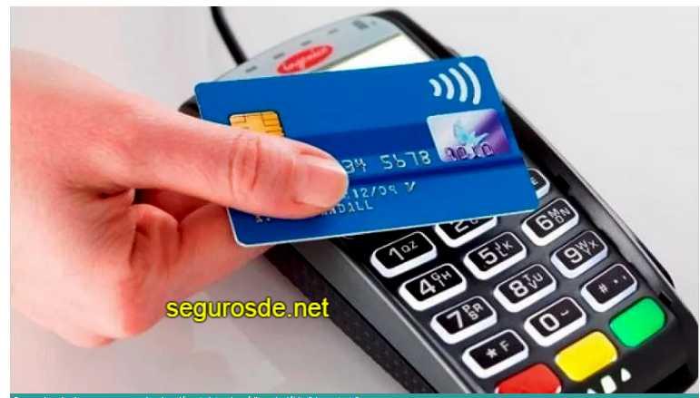 Seguros para tarjetas de Débito y credito